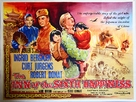 The Inn of the Sixth Happiness - British Movie Poster (xs thumbnail)