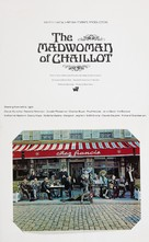 The Madwoman of Chaillot - Movie Poster (xs thumbnail)