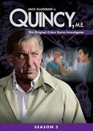 """Quincy M.E."" - DVD cover (xs thumbnail)"