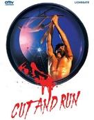 Cut and Run - German Blu-Ray cover (xs thumbnail)