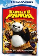 Kung Fu Panda - Czech DVD cover (xs thumbnail)