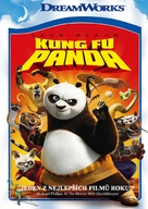 Kung Fu Panda - Czech DVD movie cover (xs thumbnail)