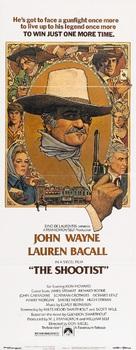 The Shootist - Movie Poster (xs thumbnail)