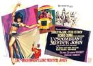 John Goldfarb, Please Come Home - Belgian Movie Poster (xs thumbnail)