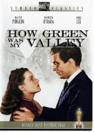 How Green Was My Valley - DVD cover (xs thumbnail)
