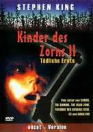 Children of the Corn II: The Final Sacrifice - German DVD cover (xs thumbnail)