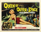 Queen of Outer Space - British Movie Poster (xs thumbnail)