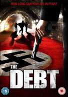 The Debt - British DVD cover (xs thumbnail)