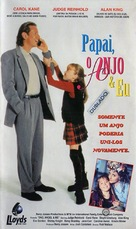 Dad, the Angel & Me - Brazilian Movie Cover (xs thumbnail)