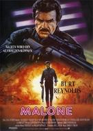 Malone - German Movie Poster (xs thumbnail)