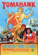 Tomahawk - German Movie Poster (xs thumbnail)