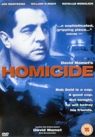 Homicide - British DVD cover (xs thumbnail)