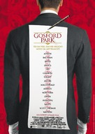 Gosford Park - German Movie Poster (xs thumbnail)