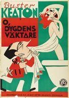 The Passionate Plumber - Swedish Movie Poster (xs thumbnail)