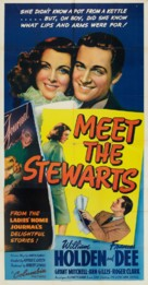 Meet the Stewarts - Movie Poster (xs thumbnail)