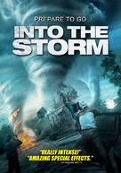 Into the Storm - DVD cover (xs thumbnail)