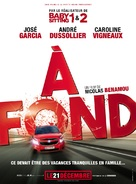À fond - French Movie Poster (xs thumbnail)
