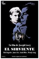 The Servant - Spanish Movie Poster (xs thumbnail)