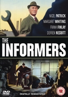 The Informers - British DVD cover (xs thumbnail)