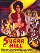 Sugar Hill - French Movie Poster (xs thumbnail)
