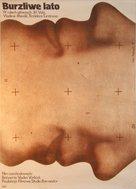 Bourlivé víno - Polish Movie Poster (xs thumbnail)