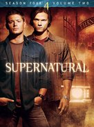"""Supernatural"" - DVD cover (xs thumbnail)"