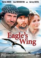Eagle's Wing - Australian DVD cover (xs thumbnail)
