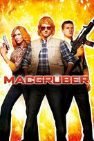 MacGruber - New Zealand Movie Cover (xs thumbnail)