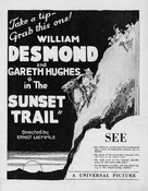 The Sunset Trail - poster (xs thumbnail)