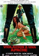 Cry for Me, Billy - Spanish Movie Poster (xs thumbnail)