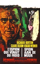 The Spy Who Came in from the Cold - Belgian Movie Poster (xs thumbnail)