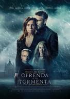 Ofrenda a la tormenta - Spanish Movie Poster (xs thumbnail)
