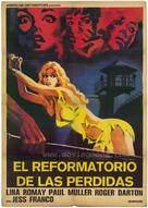 Frauengefängnis - Spanish Theatrical poster (xs thumbnail)