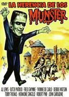 Munster, Go Home - Spanish Movie Cover (xs thumbnail)