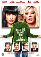 How to Make Love to a Woman - Danish Movie Cover (xs thumbnail)