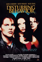 Disturbing Behavior - Movie Poster (xs thumbnail)