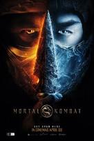 Mortal Kombat - Australian Movie Poster (xs thumbnail)