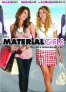 Material Girls - DVD cover (xs thumbnail)