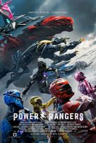 Power Rangers - Peruvian Movie Poster (xs thumbnail)