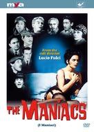I maniaci - DVD cover (xs thumbnail)