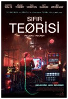 The Zero Theorem - Turkish Movie Poster (xs thumbnail)