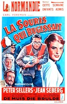 The Mouse That Roared - Belgian Movie Poster (xs thumbnail)