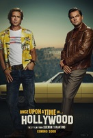 Once Upon a Time in Hollywood - British Movie Poster (xs thumbnail)
