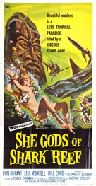 She Gods of Shark Reef - Movie Poster (xs thumbnail)