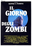Day of the Dead - Italian Movie Poster (xs thumbnail)