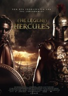 The Legend of Hercules - German Movie Poster (xs thumbnail)