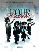The Four Musketeers - Dutch Movie Cover (xs thumbnail)