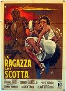 Anna Lucasta - Italian Movie Poster (xs thumbnail)
