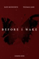 Before I Wake - Movie Poster (xs thumbnail)