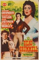Beau Brummell - Spanish Movie Poster (xs thumbnail)